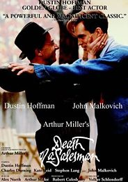 Death of a Salesman Filmposter
