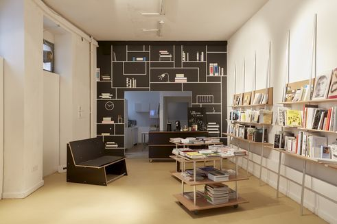 basis e.V. | Reading room | Gutleutstrasse 8-12