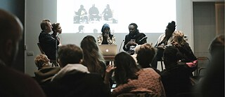 Roundtable-Talk with Karel Arnaut, Grace Ndiritu, Wayne Modest, Dada Kahindo and Ayoko Mensah