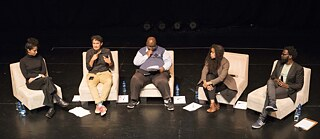 Power Talks; Ramolao Makhene Theatre at The Market Theatre Laboratory, Johannesburg
