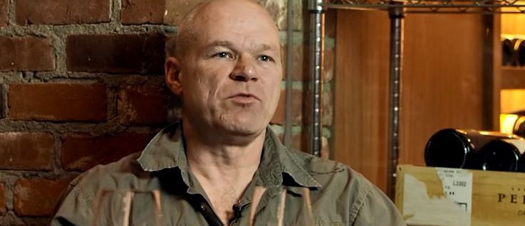 """The Uwe Boll Story"" screen shot"