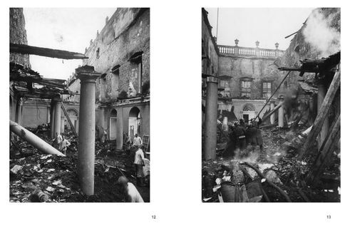 The Fridericianum in Kassel after the Allied air raids of September 8 and 9, 1941, South as a State of Mind #6 [documenta 14 #1] (2015), pp. 12–13.