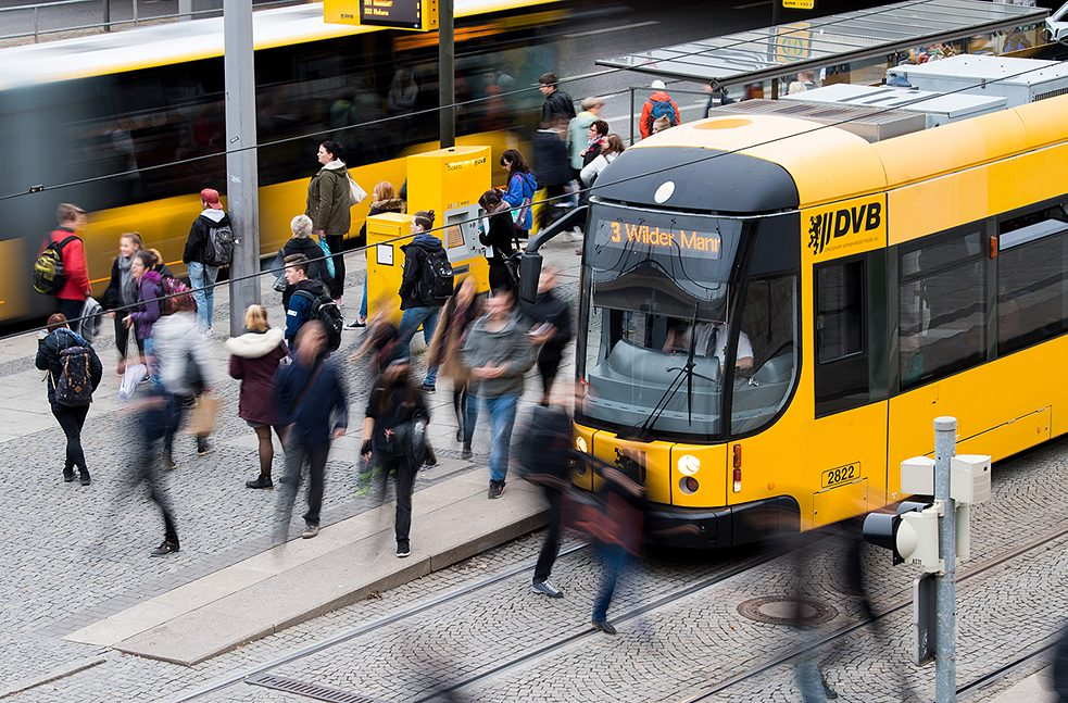 German cities expect higher passenger numbers and a significant improvement in air quality from lower bus and rail fares.
