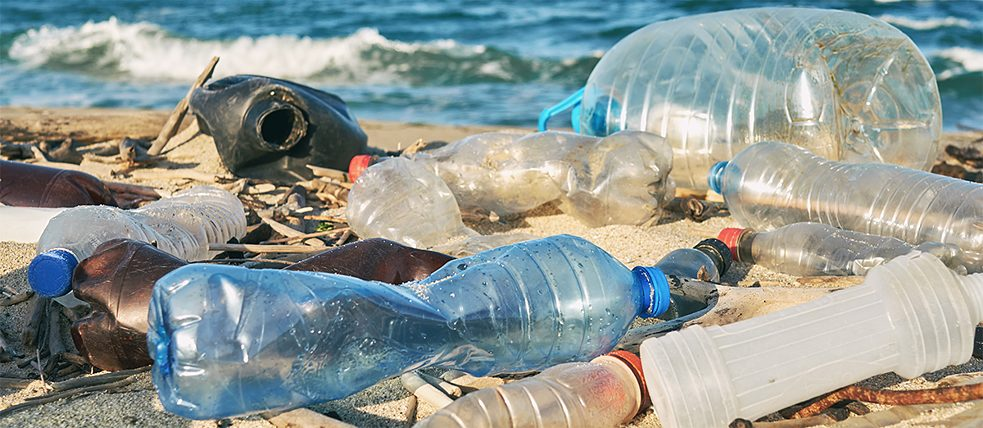 All round the world, politicians, the private sector and society are declaring war on plastic waste.