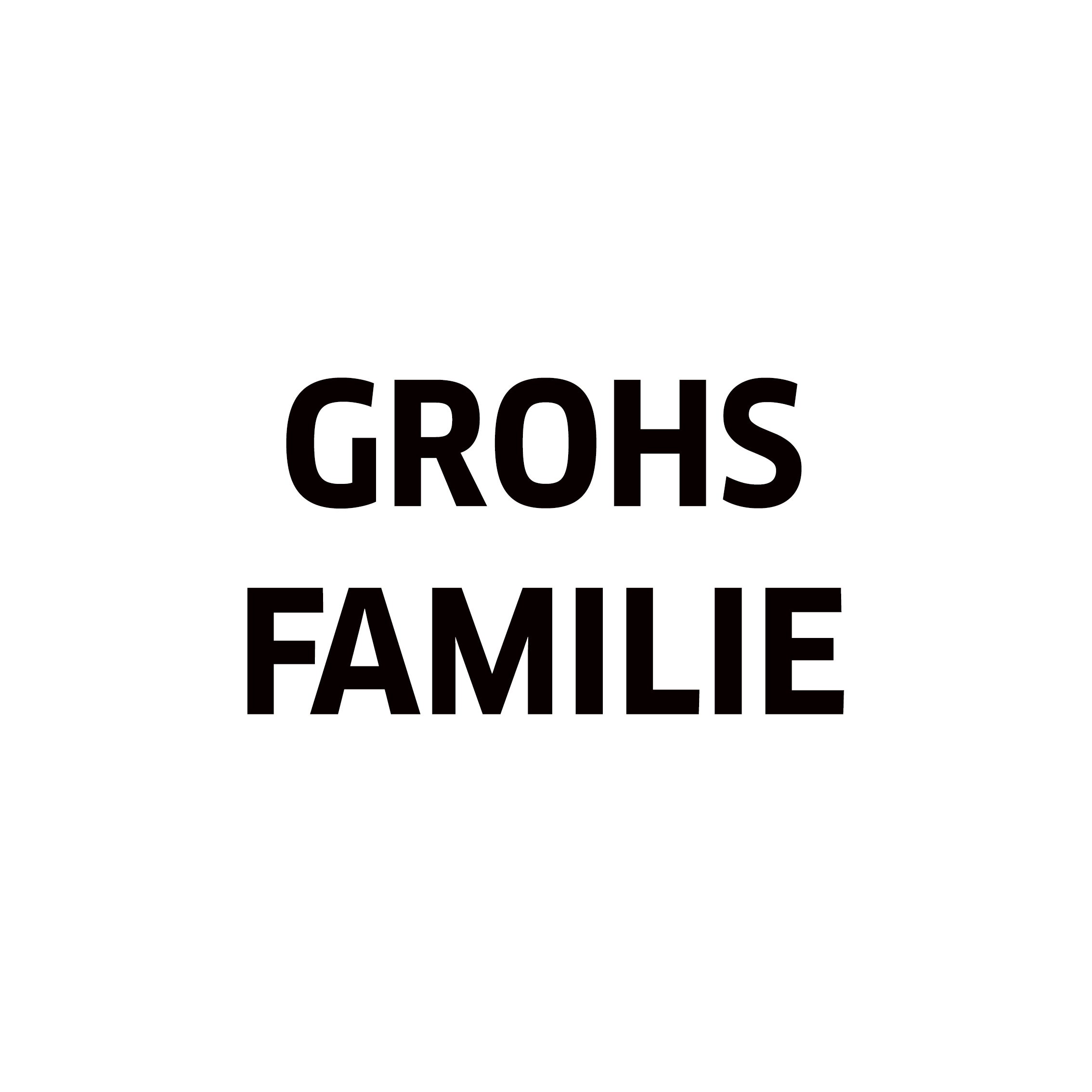 Grohs Familie