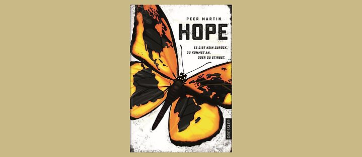 Book cover: Martin: Hope
