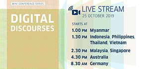 Live Streaming - Digital Discourses