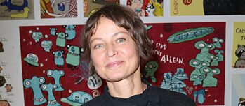 Children's book author and illustrator Nadia Budde has received numerous awards for her work.