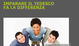 Imparare il tedesco fa la differenza