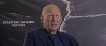Sebastiao Salgado in an interview about his work.