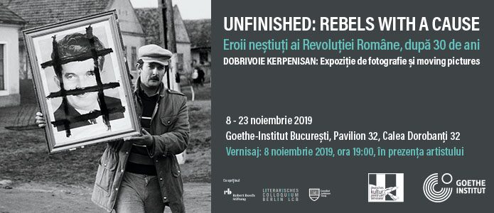 Unfinished: REBELS WITH A CAUSE