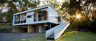 Rose Seidler House in the Sydney suburb of Wahroonga