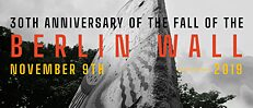 30th Anniversary of the Fall of the Berlin Wall