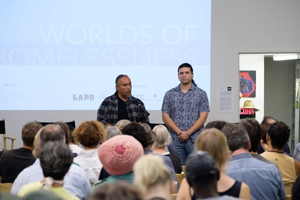 World of Homelessness Event Series Gallery Day 1B