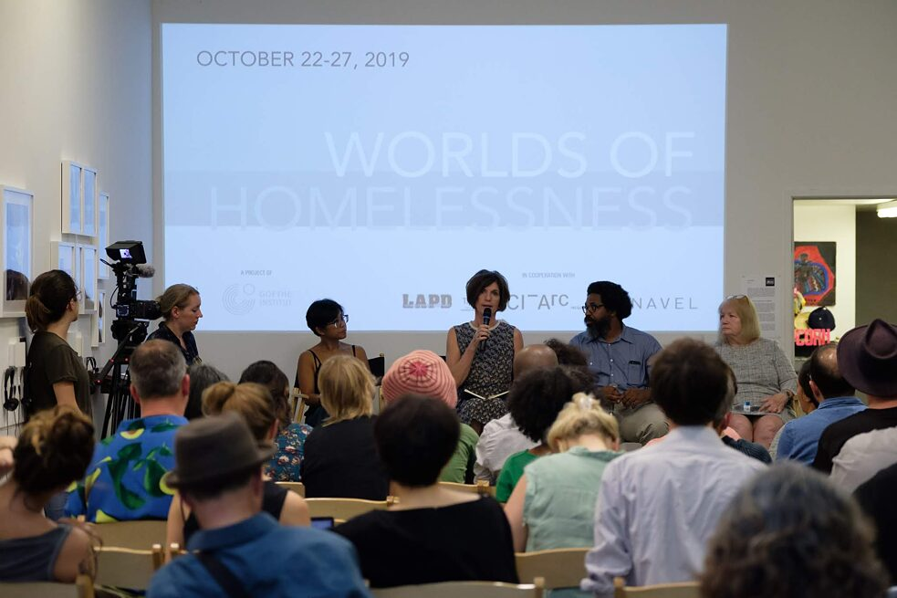 World of Homelessness Event Series Gallery Day 4F