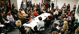 Long Table on Live Art and Feminism, LADA, 2013
