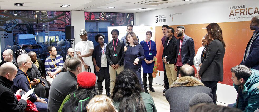 Africa Hub 2018/ Film School Network Afrika at Berlinale