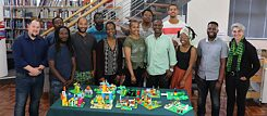 Hub@Goethe Lego Workshop 2018