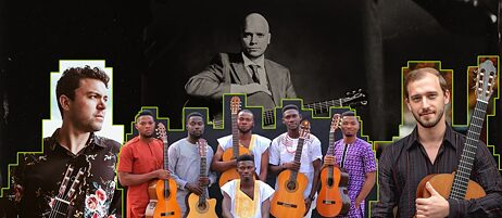Concert : 30.11.2019, Guitars – from Nigeria to the World