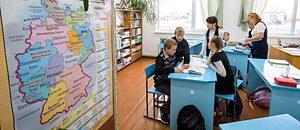 Deutsch lernen nicht nur im Unterricht