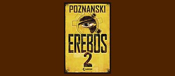 Book cover: Erebos 2