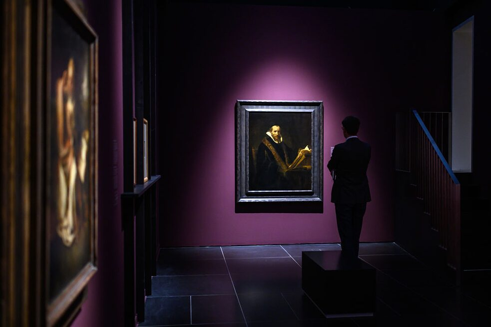 """Inside Rembrandt"" at the Wallraf-Richartz Museum in Cologne features around 110 works, including thirteen paintings by the master himself."