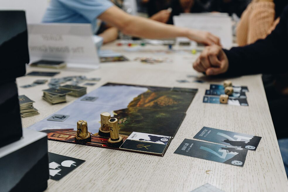 Sofia Game Night 2019