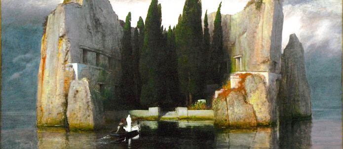 Die Toteninsel, Arnold Böcklin