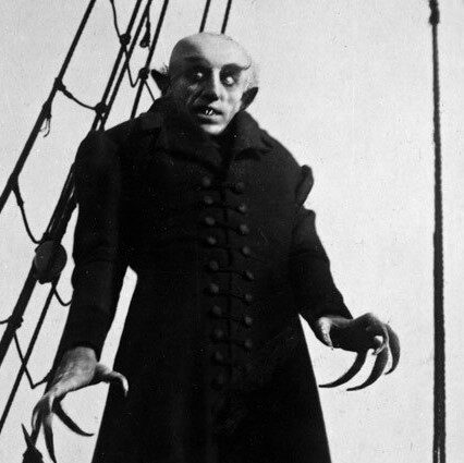 "Still image from ""Nosferatu"", directed by Friedrich Wilhelm Murnau, 1922"