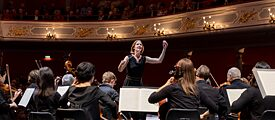 General Music Director Joana Mallwitz on tour