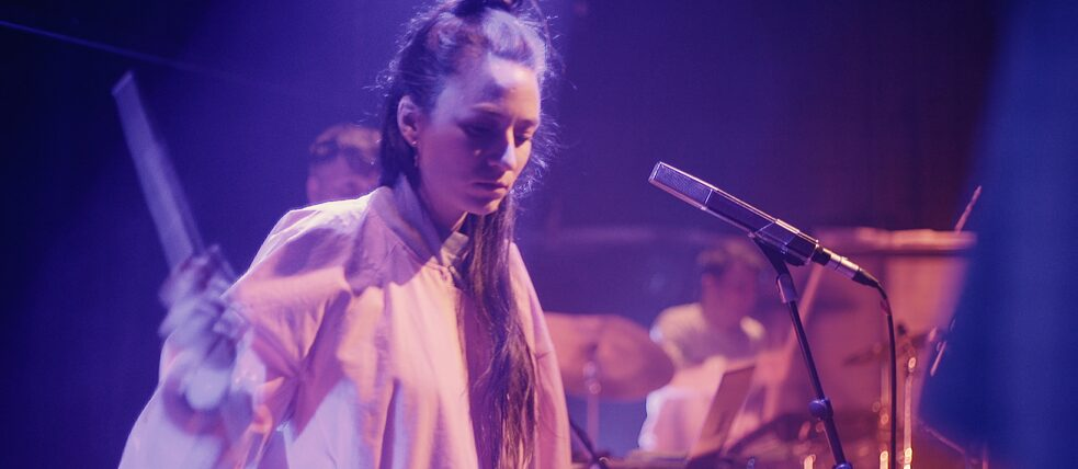 Lucia Cadotsch/LIUN + The Science Fiction Band