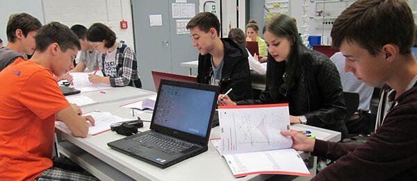 Schülerlabor Bochum