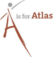 A is for Atlas Logo