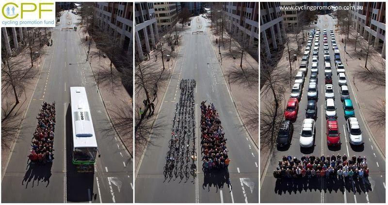 Was wäre, wenn weniger Autos auf den Straßen wären?