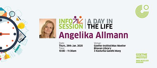 A Day in the Life - Info Session