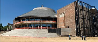Under construction: the Lesotho National Museum, to be opened in 2021.