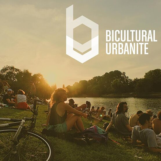 Bicultural Urbanite square picture - new version