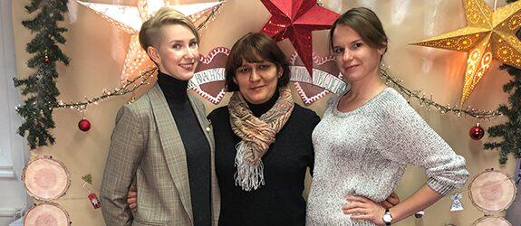 Команда программ повышения квалификации Гёте-Института в Москве
