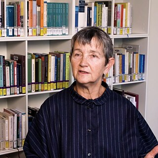 Frances Morris, director of the Tate Modern