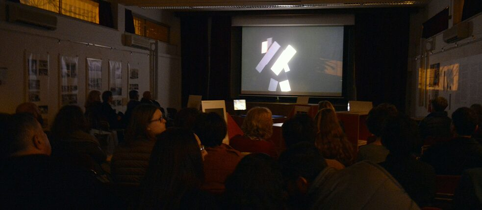 Bauhaus Open House – Film screening