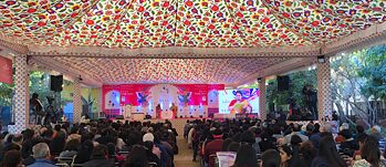 The 13th edition of Jaipur Literature Festival was held during January 23-27