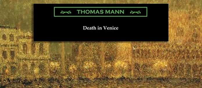 Thomas Mann - Death in Venice © DigiReads
