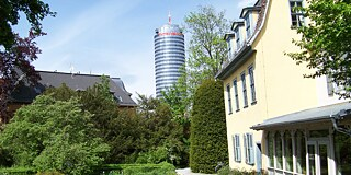Der Jentower in Jena