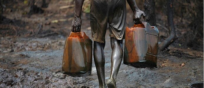 Oil in Nigeria's Niger Delta