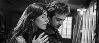 "Scene from  ""Le Sel des Larmes"". Director Philipp Garrel"