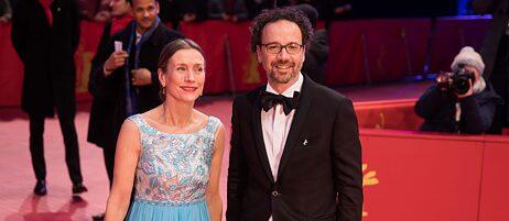 Mariette Rissenbeek und Carlo Chatrian