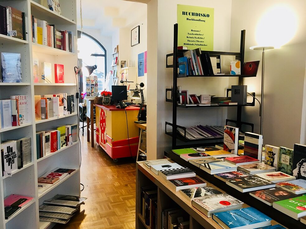 Buchhandlung in Berlin