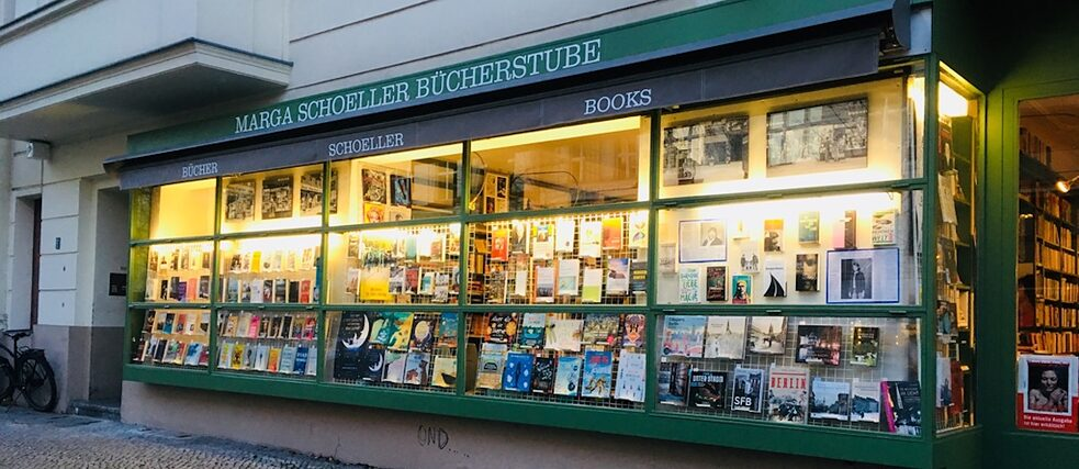 Marga Schoeller Bücherstube, Berlin