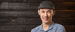 The co-founder of Shopify: Tobias Lütke