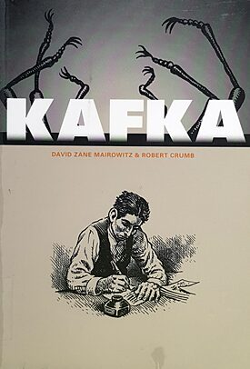 """Kafka"" by David Zane Mairowitz and Robert Crumb"
